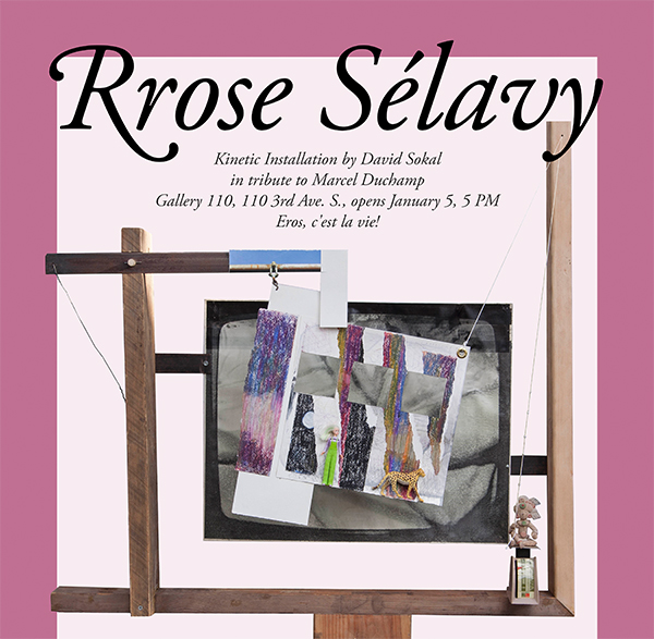 Rrose Selavy Ad
